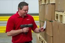 Averitt warehouse management system