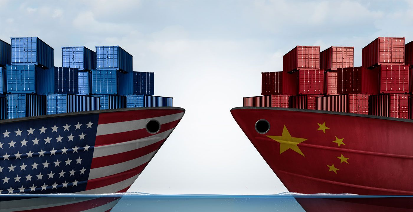 Tense trade relations between the U.S. and China has prompted shippers to rethink their strategy.