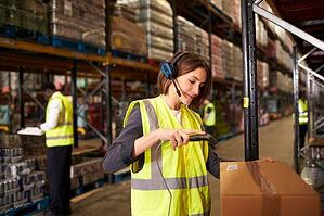 distribution and warehousing services for OTIF shippers