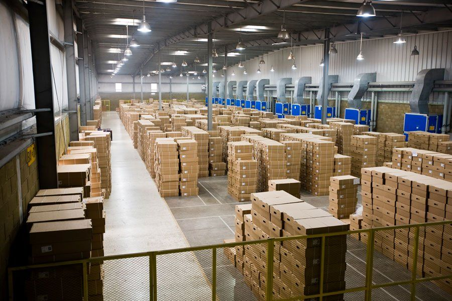 Just-In-Time Inventory Replenishment Supply Chain Strategy