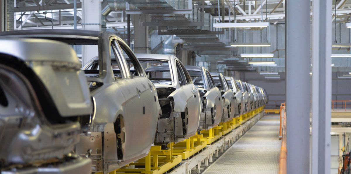 The USMCA agreement could lead to increased automotive manufacturing in North America.