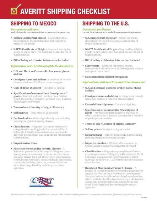 Mexico-Checklist-Cover