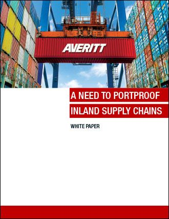 A Need To PortProof Inland Supply Chains